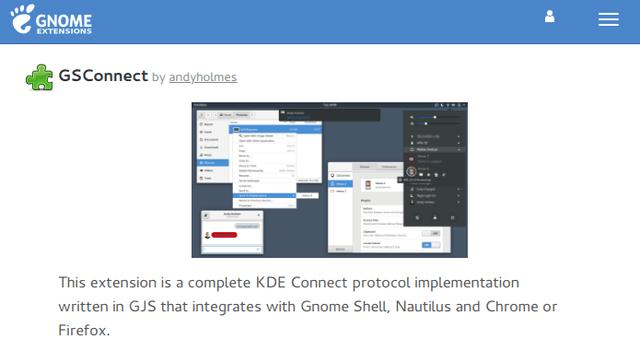 Cómo integrar Android y Ubuntu con GSConnect - Robustiana
